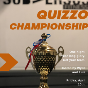 Quizzo Night of Champions